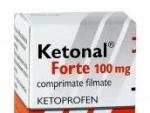 KETONAL FORTE 100mg, comprimate filmate