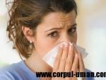 Remedii naturiste pentru nas infundat