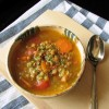 Supa de linte, buna pentru slabit
