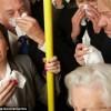 Cum puteti evita afectiunile pe care le puteti lua din autobuz