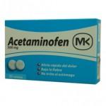 Acetaminofen