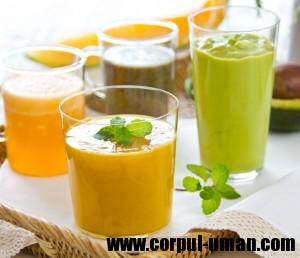 Alimente detoxifiere