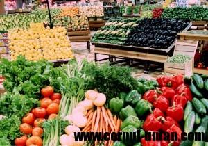 Fructe si legume - sanatate