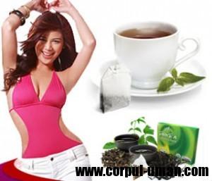 Cum bei ceaiul verde pentru a slabi