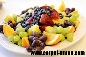 Fructe inainte de masa