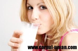 Slabire cu lactate