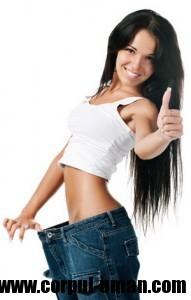 Slabire, silueta si metabolism B