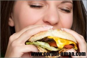 Senzatia de foame