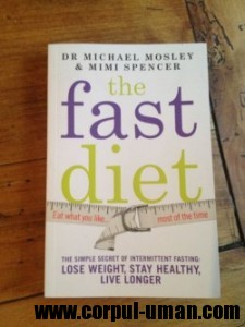 Dieta 5:2 - The Fast Diet