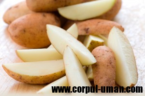 De ce este bine sa mananci cartofi?