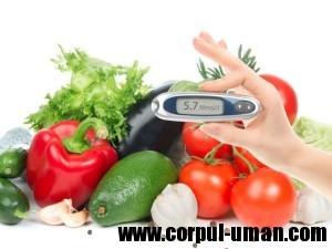 Dieta pentru diabet