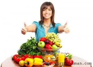 Dieta fructe si legume