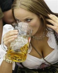 Slabirea si alcoolul