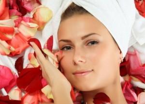 Petale de trandafir - tratament