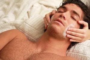 Protectia pielii la barbati