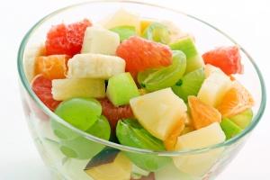 Salata de fructe sanatoasa