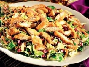 Salate bogate in calorii
