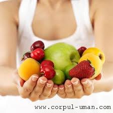 Infometarea in dieta