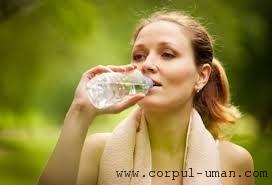 Sfaturi dieta cu apa calda