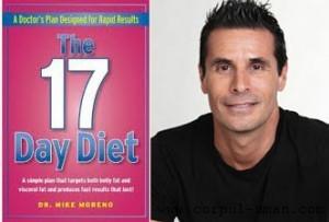 Dieta Mike Moreno