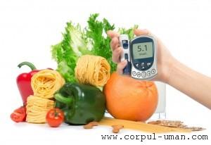 Carbohidratii si diabetul