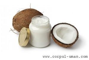 Slabire cu ulei de cocos