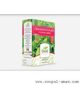 Ceai pentru slabit Silueta-Plant