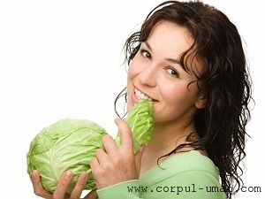 Dieta cu varza si orez