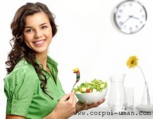 Alimente recomandate in dieta Perricone