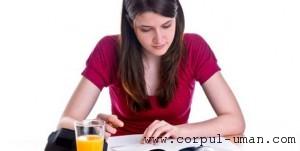 Dieta in perioada examenelor