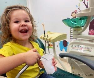 Educatie dentara copii