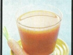 Sucul de morcovi – cel mai dulce medicament