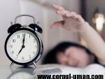 Cate ore trebuie sa dormi, ca sa fii in forma?