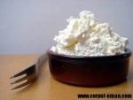 Dieta cu branza de vaci