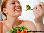Dieta de slabit cu alimente crude