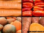 Legumele si fructele de culoare portocalie ofera protectie de cancerul mamar