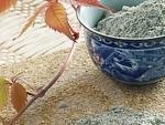 Argila albastra, calitati si beneficii pentru sanatatea ta