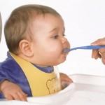 Mancare pentru bebelus