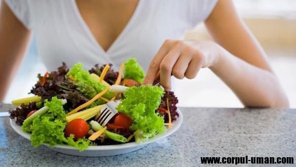 Dieta fara carne – slabeste si scapa de toxine in 25 de zile!