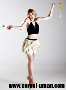 Dieta balerinelor