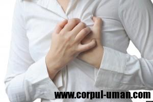 Semne boli inima