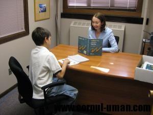 Teste psihologice la copii