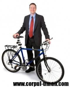 Mersul pe bicicleta si sanatatea