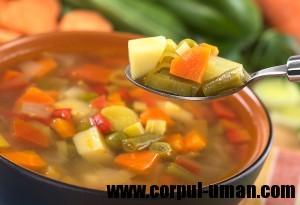 Supa de slabit