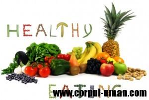 Reguli dieta sanatoasa