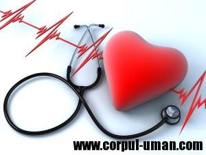 Zaharul si afectiunile inimii