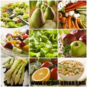 Dieta cu salata