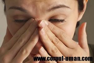 Dureri de cap de la mirosuri