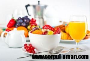 Fructe alcaline in dieta lacalina
