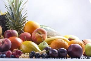 Fructele ingrasa sau slabesc